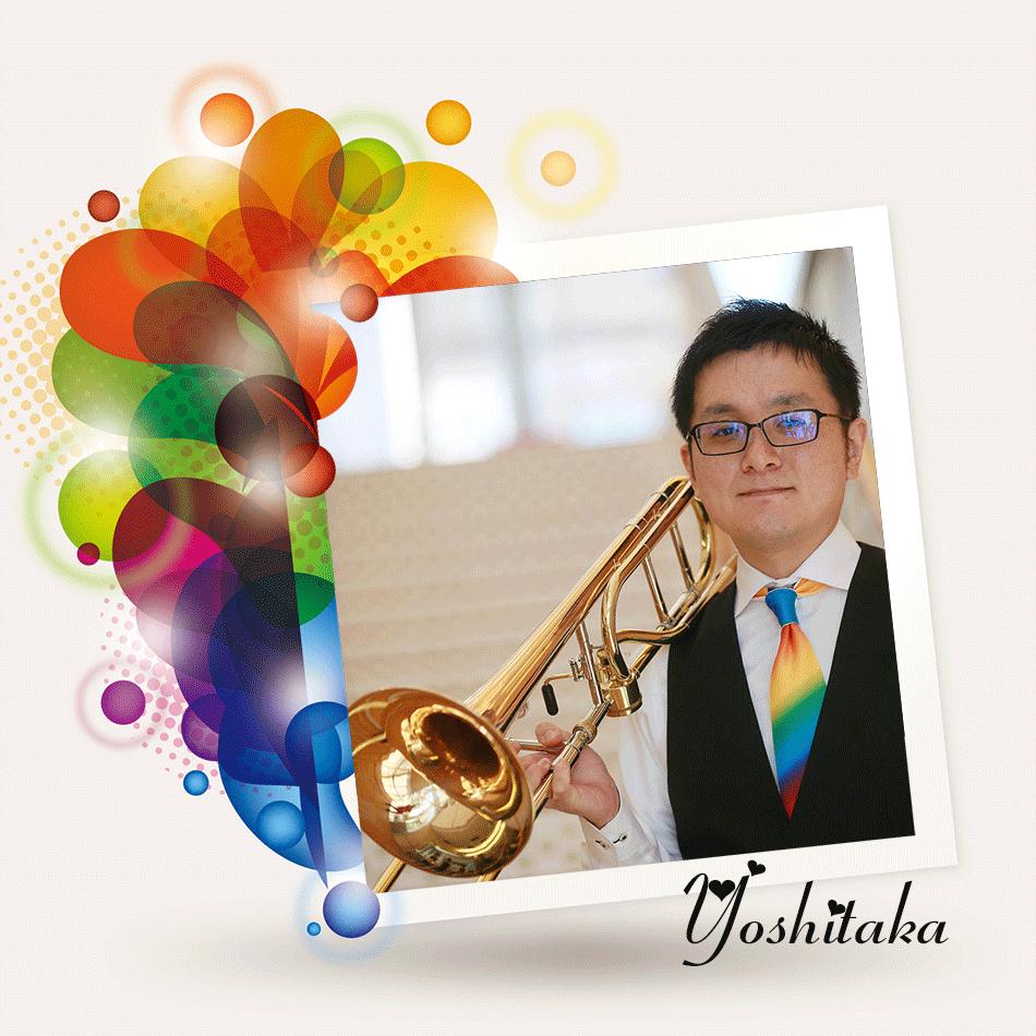 Yoshitaka Fujii *Trombone