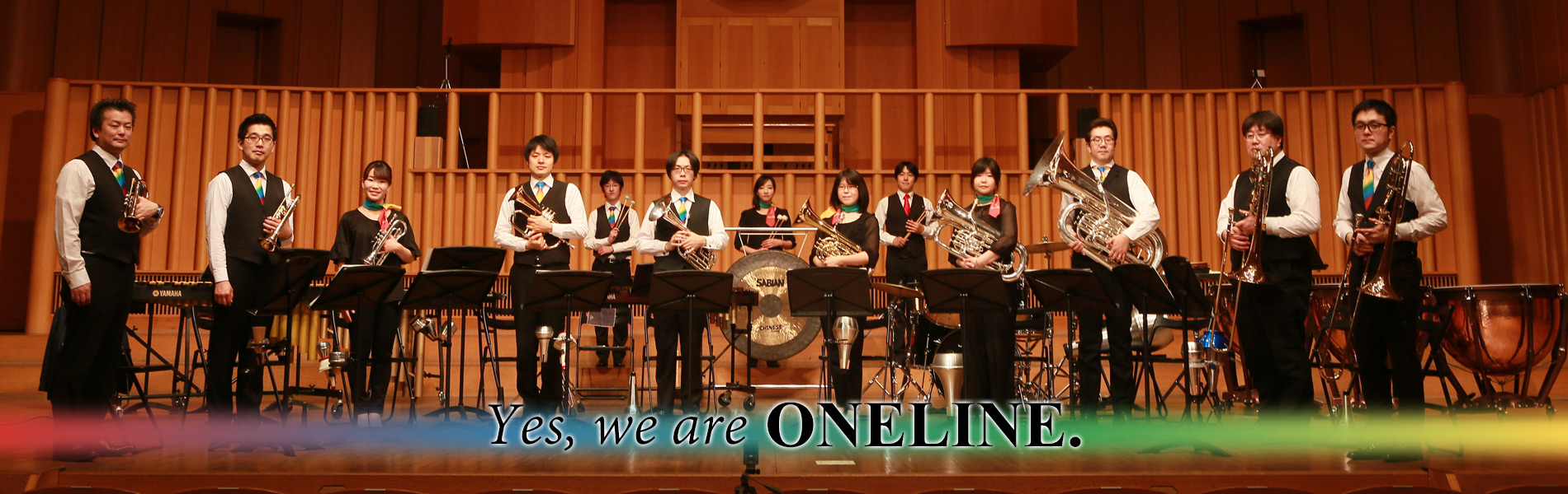 Yes, we are ONELINE.